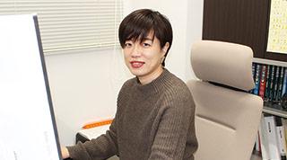 高等研究院物資-細胞統合システム拠点 教授 深澤 愛子