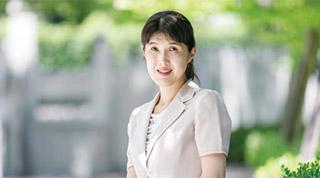人間・環境学研究科 教授 船曳 康子