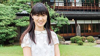 生存圏研究所 助教 田鶴 寿弥子