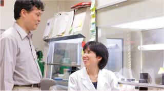 医学研究科 教授 篠原 隆司/医学研究科 助教 篠原 美都